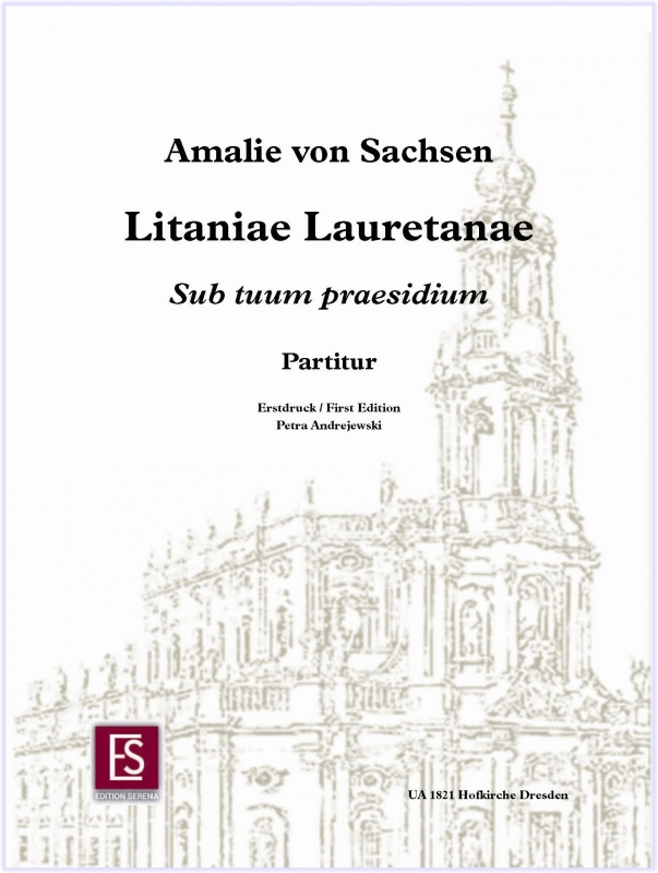 Amalie von Sachsen Lauretanische Litanei